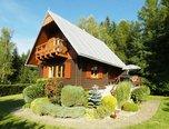 Tasovice, okres Blansko, chata 3+1, zahrada 358 m2, celoročně obyvatelná, elektřina, studna, sklep, garáž, terasa - chata - Domy Blansko