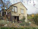 Blansko, chata s verandou 52m2, zahrada 399m2 -  chata - Domy Blansko