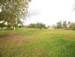 Lukov nad Dyjí, stavební parcela 1.000 m2, inženýrské sítě před pozemkem  – pozemek - Pozemky Znojmo