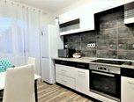 Třebařov, byt OV 2+1, plyn, krbová kamna, cihlový dům – byt - Byty Svitavy