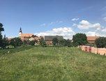 Výšovice, pozemek pro bydlení 1258 m2,  příjezd – pozemek - Pozemky Prostějov