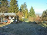 Blansko, chata s verandou 19m2, zahrada 377m2 -  chata - Domy Blansko