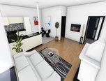 Drnovice, RD 5+kk, novostavba – Rodinný dům - Domy Vyškov