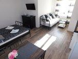 Dobšice, OV 1+kk, pronájem  20 m2, po celkové rekonstrukci s vybavením  – byt - Byty Znojmo