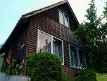 Bystřice nad Perštejnem, chata 2+kk, pozemek 496 m2, zateplení, sklep – chata - Domy Žďár nad Sázavou