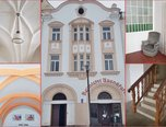 Moravská Třebová, měšťanský řadový dům s byty, garážemi, prodejními a výrobními plochami - komerce - Komerční Svitavy
