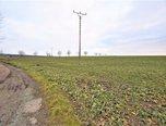 Výšovice, pozemek pro bydlení 960 m2,  příjezd – pozemek - Pozemky Prostějov