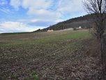 Čechy pod Kosířem, pozemek pro bydlení 1341 m2,  příjezd – pozemek - Pozemky Prostějov