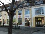 Hodonín, pronájem obchodní prostory 450 m2, živnostenský dům - komerce - Komerční Hodonín