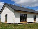 Bedřichov, stavební pozemek 1786 m2, hrubá stavba - pozemek - Pozemky Blansko