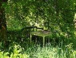 Blansko, oplocená zahrada 394 m2, vzrostlé stromy - zahrada - Pozemky Blansko