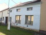Stařechovice, RD 2+1, zahrada, sklep, 117 m2 - rodinný dům - Domy Prostějov