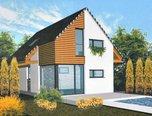 Hodonín RD 3+kk, 384-459 m², novostavby. - Domy Hodonín