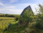 Pasohlávky, zahrada 951 m2 s chatkou, výhled na Pálavu - pozemek - Pozemky Brno-venkov