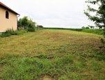 Jevišovka, stavební parcela 2000 m², projektová dokumentace - pozemek. - Pozemky Břeclav