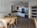 Boskovice, OV 3+kk, 84 m2,  nábytek na míru, terasa - byt - Byty Blansko
