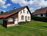 Škrdlovice, RD 4+1, dílna, sklep, pozemek 985 m2 - rodinný dům - Domy Žďár nad Sázavou