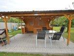 Znojmo, zahrada 1.968 m2, dřevěná chata, ovocné stromy – pozemek - Pozemky Znojmo