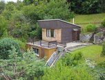 Předklášteří, chata 1+1, zahrada 678 m2, klidná lokalita - chata - Domy Brno-venkov