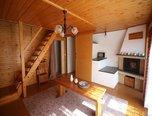 Kněždub - rekreační chata  2+1 , 700 m2, – chata - Domy Hodonín