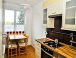 Brno - Líšeň, byt OV 3+1, 80 m2, balkon - pronájem - Byty Brno