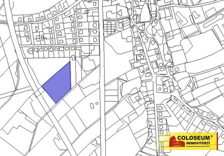 Prodej pozemku v lokalitě Škrdlovice, okres Žďár nad Sázavou - obrázek č. 1