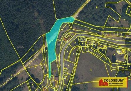 Prodej pozemku v lokalitě Pohledy, okres Svitavy - obrázek č. 1