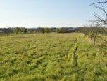 Veselí nad Moravou, pozemek 1499 m2, inženýrské sítě na hranici pozemku, příjezdová komunikace - pozemek - Pozemky Hodonín