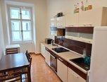 Brno-město, pronájem bytu 3+1, 107,7 m2, výtah, centrum města - pronájem - Byty Brno