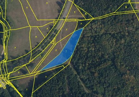 Prodej pozemku v lokalitě Velenov, okres Blansko - obrázek č. 1