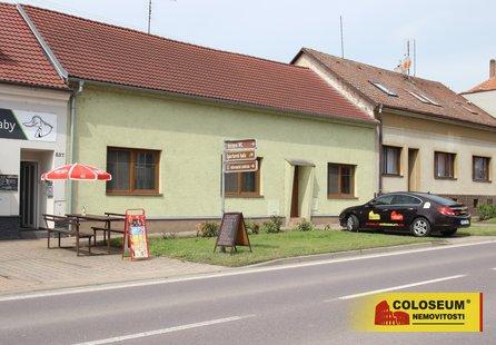 Prodej domu v lokalitě Hrušovany nad Jevišovkou, okres Znojmo - obrázek č. 1
