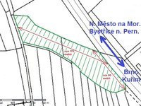 Prodej pozemku v lokalitě Tišnov, okres Brno-venkov - obrázek č. 5