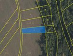 Knínice -  zemědělská půda 4183m2 - orná půda - Pozemky Blansko