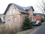 Lipová-lázně, vilka - 3 bytové jednotky, pozemek 728 m2, zahrada – rodinný dům - Domy Jeseník