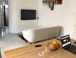 Brno - Sever, pronájem RD 3+kk, po rekonstrukci, 92 m2, dvůr 22 m2 – rodinný dům - Domy Brno