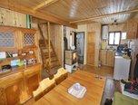 Lančov - rekreační chata  2+kk + podkroví , 237 m2, na vlastním pozemku  – chata - Domy Znojmo