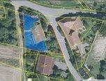 Vítějeves, stavební parcela, 915 m2, sítě – pozemek - Pozemky Svitavy