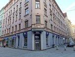 Brno-město, obchodní prostory, 128 m2, centrum - pronájem - Komerční Brno