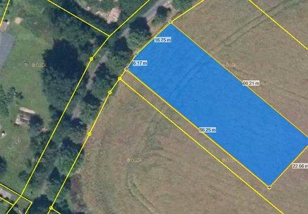 Prodej pozemku v lokalitě Bělotín, okres Přerov - obrázek č. 1