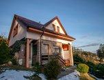 Vápenice, chata 4+2, zahrada 640 m2, lukrativní oblast, sauna, terasa - chata - Domy Uherské Hradiště