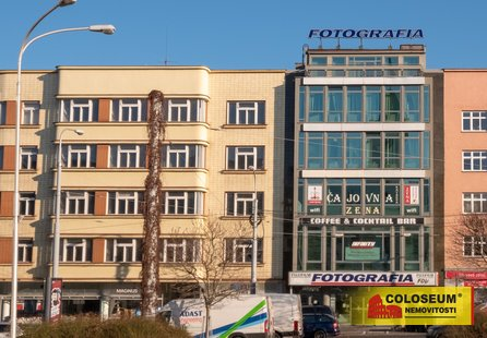 Pronájem komerčních prostor v lokalitě Zlín, okres Zlín - obrázek č. 1