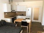 Ivančice, pronájem bytu OV 2+kk, 49 m2, terasa 20 m2, novostavba, zařízený – byt - Byty Brno-venkov