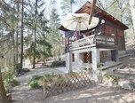 Brno - Kníničky, chata 3+kk, 26 m2, vč. vybavení, příjezdová cesta - chata - Domy Brno