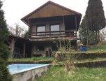 Malenovice, zděná chata 2+kk, zahrada 379 m2 - chata - Domy Zlín