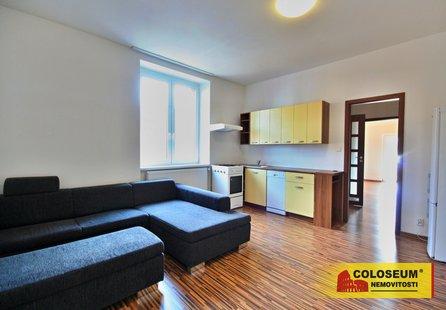 Brno – Štýřice, OV 2+kk, 49 m2, po rekonstrukci, balkon, sklep - byt - Byty Brno