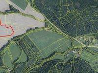 Prodej pozemku v lokalitě Borač, okres Brno-venkov - obrázek č. 4