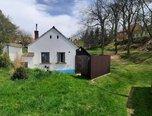 Hartvíkovice - RD ( chalupa ) 2+kk, pozemek 368 m2 - rodinný dům - Domy Třebíč