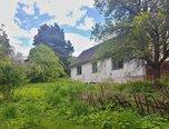 Letovice - Kněževísko, stavební pozemek s RD k demolici, 1797m²,  příjezdová cesta - pozemek - Pozemky Blansko