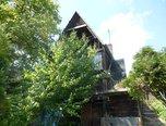 Blansko -  Staré Blansko, zahrada  481m2 se zděnou chatou, dvěma pergolami a udírnou - pozemek - Domy Blansko