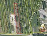 Prodej, Pozemky pro bydlení, 1338m² - Újezd u Brna - Pozemky Brno-venkov
